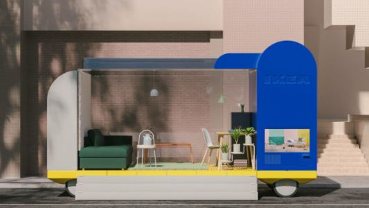 Ikea Has 7 New Autonomous Driving Concepts To Waste Your Time In Traffic