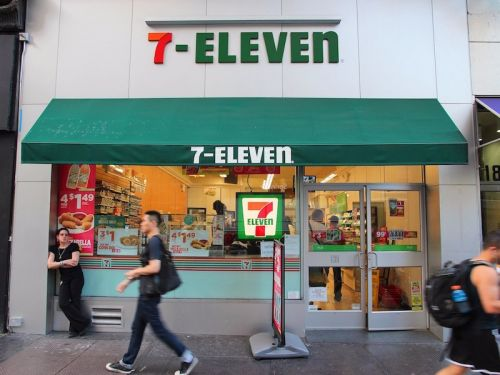 7-Eleven has a new strategy for dealing with 'riffraff' - and it reveals a growing problem that's plaguing chains like Starbucks and McDonald's