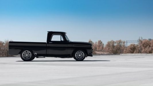 Your Classic Chevrolet C10 Wallpaper Is Here