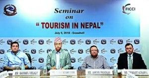 Tourism seminar held to draw tourists to Nepal from Assam