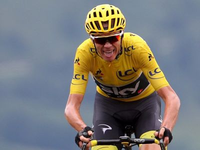 Why Tour de France winner Chris Froome has a perfect body for cycling