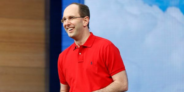 The man in the red polo: Meet Scott Guthrie, Microsoft CEO Satya Nadella's front-line general in the cloud wars with Amazon and Google