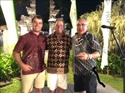 Huge Success For The Inaugural Father & Son Bali Golf Classic