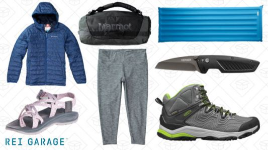 Pick Up Discounted REI Gear For All Your Outdoor Adventures