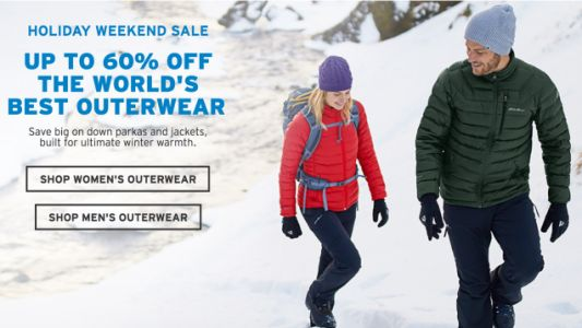 Take Up to 60% Off Pretty Much Everything at Eddie Bauer, Plus an Extra 50% Off Sale