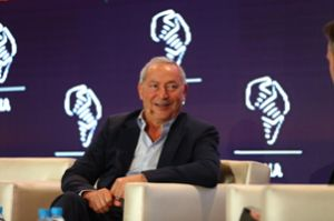 Bench Events honours Samih Sawiris for his vision and focus