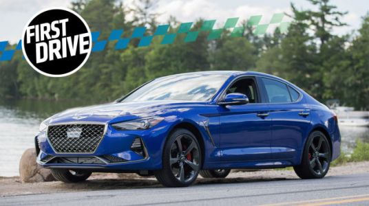 The 2019 Genesis G70 Should Make German Automakers Very Nervous
