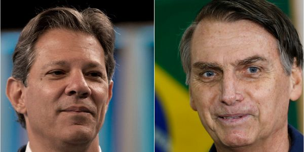 Far-right candidate Jair Bolsonaro will face-off against leftist challenger in runoff after Brazil vote