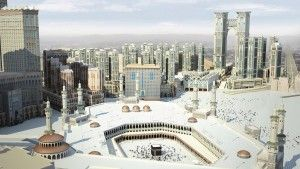Hotels in Mecca are fully booked for last 10 days of Ramadan