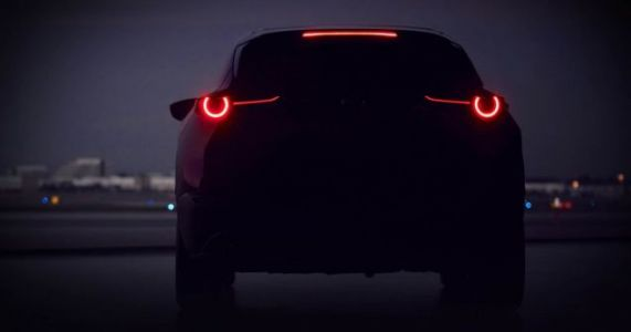 Mazda Will Show Off a New Crossover With the 'Holy Grail' Skyactiv-X Engine Next Month
