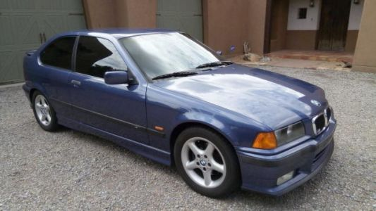 At $4,800, Could This 1997 BMW 318Ti Be A Good M-Sport?