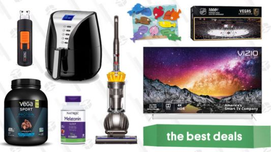 Thursday's Best Deals: Dyson, Chicken Wings, Puzzles, and More