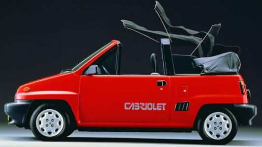 Andrew Collins may miss the compact convertible SUV, but I sure miss the compact convertible compact