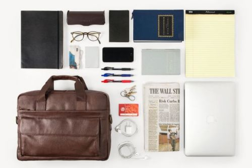 Save $20 On a Leather Briefcase That Looks Great Without Trying Too Hard