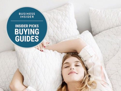 The best memory foam pillows you can buy