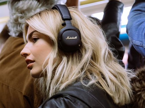 An iconic audio company just released one of the few pairs of on-ear headphones with active noise cancellation - a feature usually reserved for bulkier over-ear styles