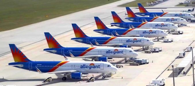 """Airbus launches """"Skywise Health Monitoring"""" with US airline Allegiant Air as early adopter"""