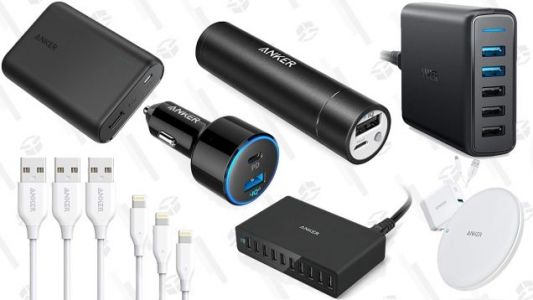 Amazon's One-Day Anker Sale Is Full of Great Gift Ideas