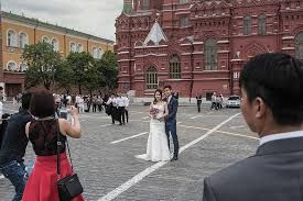 Moscow witnessed record 84% jump in tourism last year