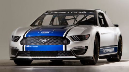 Here's the Ford Mustang That Will Race in NASCAR's Cup Series Starting Next Year