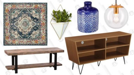 Redecorate Your Space With This Giant Weekend-Long Wayfair Sale