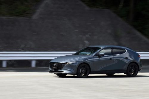 Here Is The 2019 Mazda3