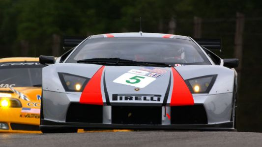 This Failed Rear-Wheel-Drive Lamborghini Murciélago Is An Endurance Racing Fever Dream