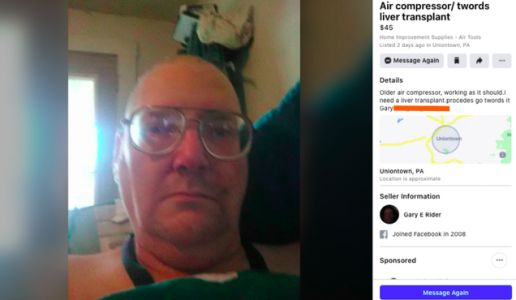 Boomer Selling Air Compressor To Fund Liver Transplant Gets Huge Donation From Members Of Ridiculous Car Facebook Group That Makes Fun Of Boomers