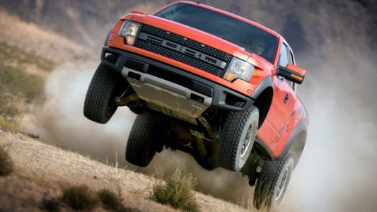 The EcoBoost Raptor is cool and all but the early 6.2-liter SuperCab will probably always make my he