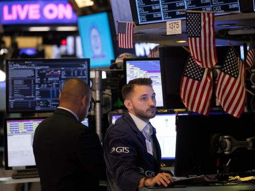 Stocks slide after strong jobs report diminishes hopes for Fed rate cut this month