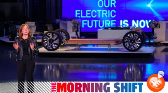 Mary Barra Says GM's Electric Cars Aren't 'Window Dressing'