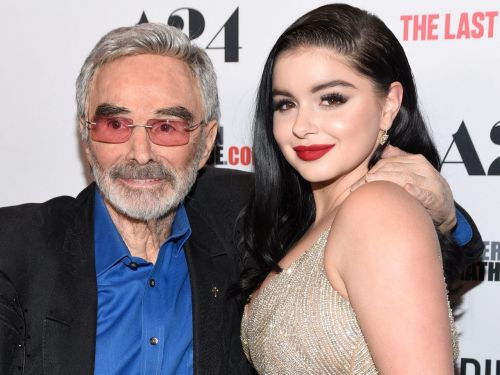 Ariel Winter - who recently co-starred with Burt Reynolds in his last film - reacts to the actor's death: 'The world lost a legend'