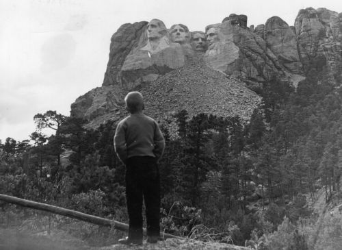 These vintage photos of national parks show that some things really never change