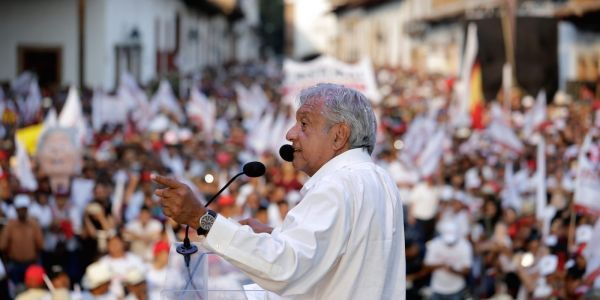 Mexico's socialist president-elect wants to fix trade with the USA by appealing to Trump's anti-establishment politics