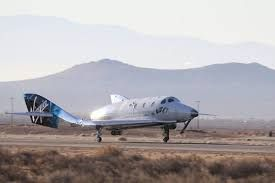 New Mexico's collaboration with Virgin Galactic is taking tourism to new heights