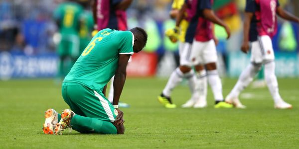 Senegal eliminated from the World Cup due to a controversial tiebreaker rule
