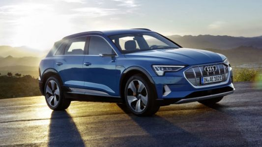 What the 2019 Audi E-Tron Shares With the Porsche Macan and the Mustang Shelby GT350