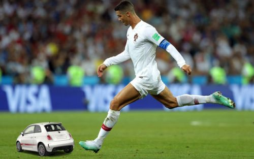 Why Fiat Chrysler Workers Are Striking Over Soccer God Cristiano Ronaldo