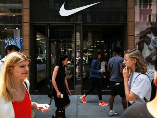 Nike execs can't stop saying one word, and it reveals the future of the company
