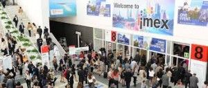 Dubai business events displays the city's business events at IMEX Frankfurt