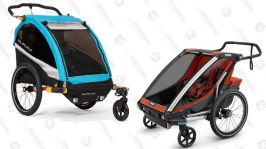 Jogging, Biking, and Even Skiing: Which Multi-Sport Trailer Stroller Should Carry Your Kids?