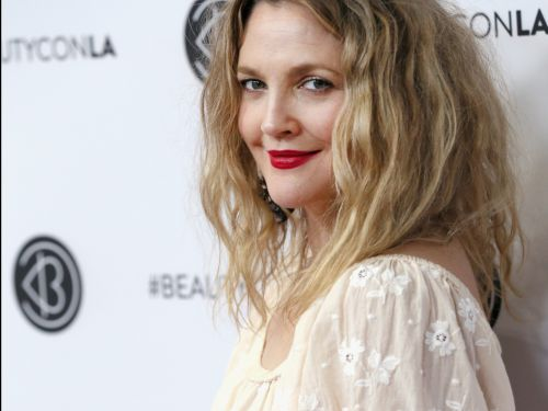 An airline ran a 'surreal' - and possibly fake - interview with Drew Barrymore in its in-flight magazine