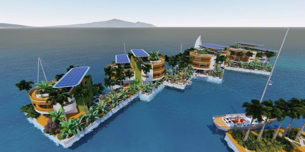 An island nation that told a libertarian 'seasteading' group it could build a floating city has pulled out of the deal