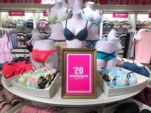 'The math doesn't add up': Victoria's Secret and Pink look 'desperate' by giving products away