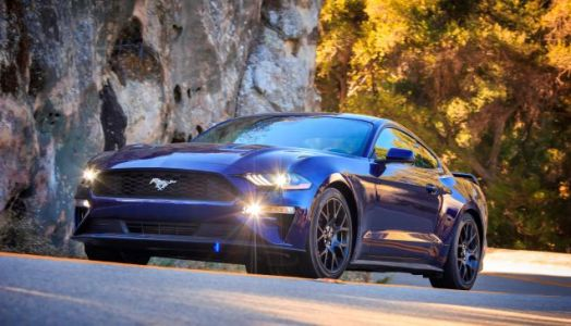The 2020 Ford Mustang May Get a More Powerful Four Cylinder Option: Report