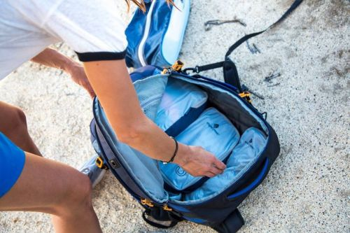 3 sets of packing cubes that make it easy to fit more and stay organized on trips