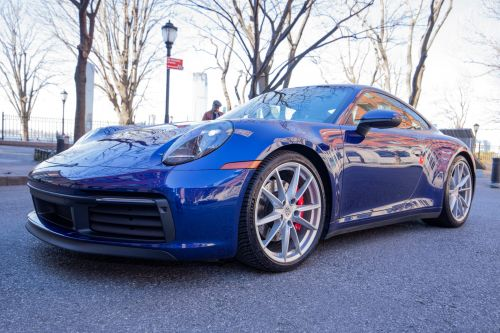 I drove a $141,000 Porsche 911 Carrera 4S, the newest version of the iconic sports car. It was without question the best Porsche I've ever experienced
