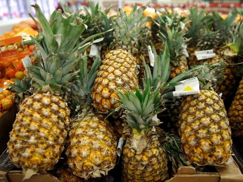 Your 'organic' fruit might have chemicals - Americans spent more than $6 million on 'organic' pineapples that weren't actually organic at all
