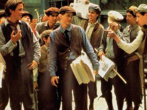 WHERE ARE THEY NOW: The cast of 'Newsies' 26 years later