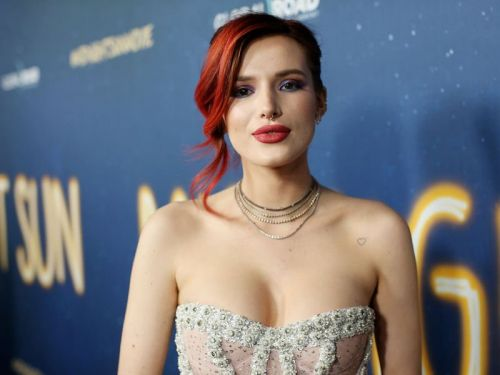 Bella Thorne responds to accusations that she copied a makeup brand with her new eye shadow